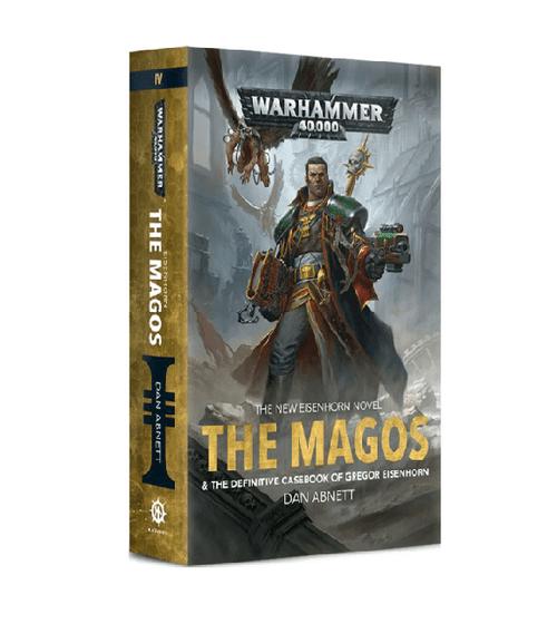 EISENHORN: THE MAGOS (PB)