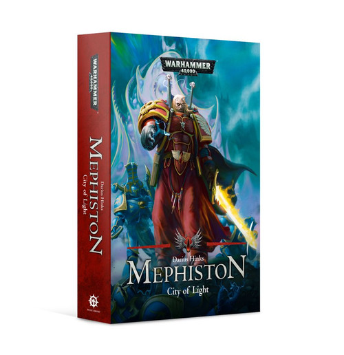 MEPHISTON: CITY OF LIGHT (PB)