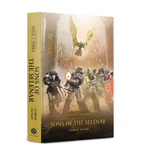 THE HORUS HERESY - SIEGE OF TERRA: SONS OF THE SELENAR (HB)