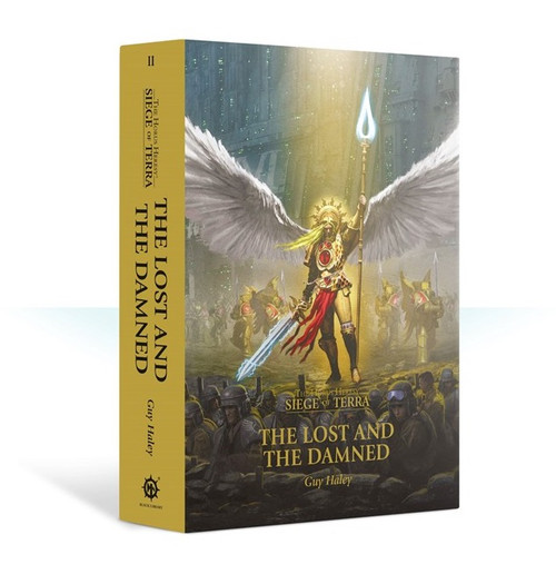 THE HORUS HERESY - SIEGE OF TERRA: THE LOST AND THE DAMNED