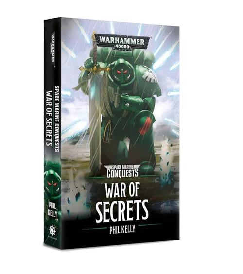SPACE MARINE CONQUESTS: WAR OF SECRETS (PB)