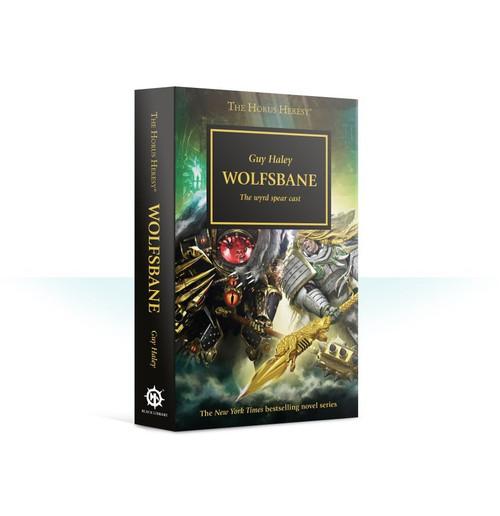 THE HORUS HERESY: WOLFSBANE (PB)