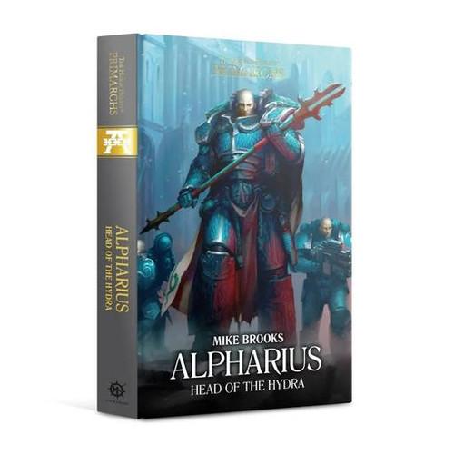 PRIMARCHS: ALPHARIUS, HEAD OF THE HYDRA