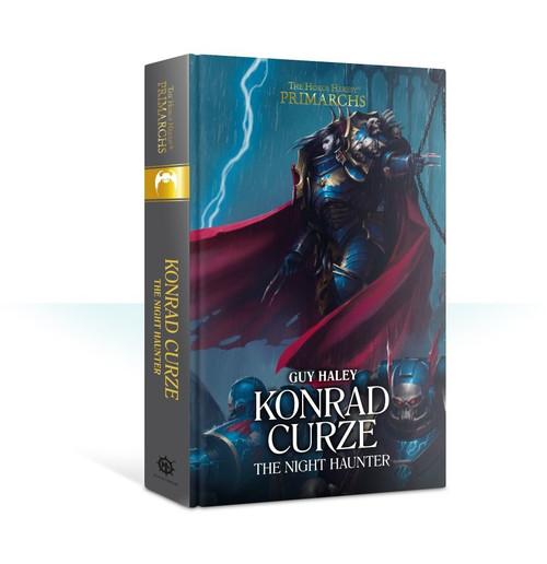 PRIMARCHS: KONRAD CURZE, THE NIGHT HAUNTER