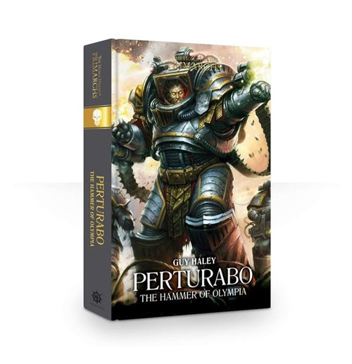 PRIMARCHS: PERTURABO