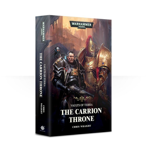 VAULTS OF TERRA: THE CARRION THRONE (PB)