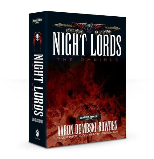 NIGHT LORDS: THE OMNIBUS (PB)