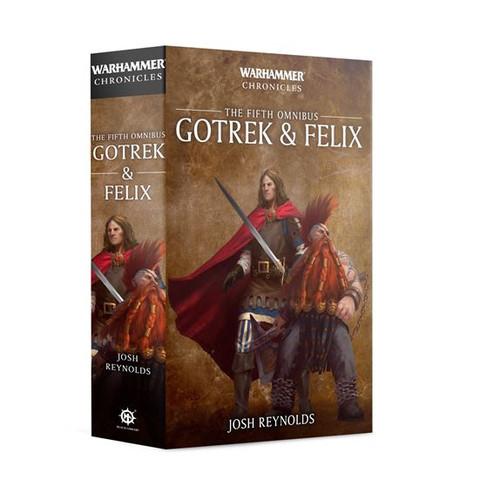 GOTREK & FELIX: THE FIFTH OMNIBUS (PB)