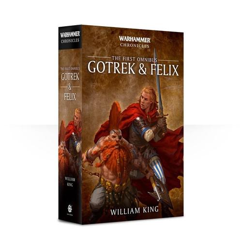 GOTREK & FELIX: THE THIRD OMNIBUS (ENG)