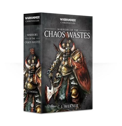 WARRIORS OF THE CHAOS WASTES (PB)