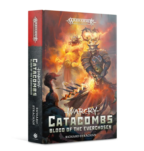 WARCRY: CATACOMBS BLOOD OF THE EVERCHOSEN