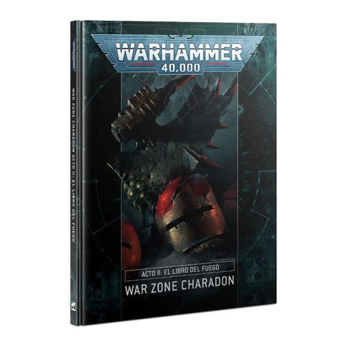 WAR ZONE CHARADON ACT II: BOOK OF FIRE (SPA)