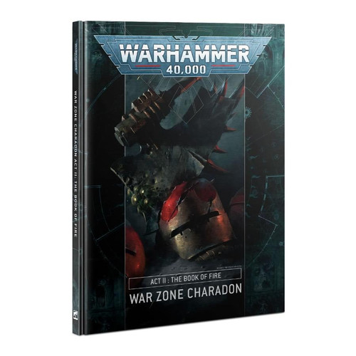 WAR ZONE CHARADON ACT II: BOOK OF FIRE (ENG)