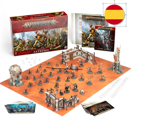AGE OF SIGMAR: EXTREMIS (SPA)