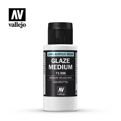 Acrylicos Vallejo: Medium - Glaze 60ml