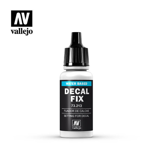 Acrylicos Vallejo: Decal Fix 60ml