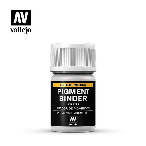 Acrylicos Vallejo: Acrylic Medium Pigment Binder 35ml