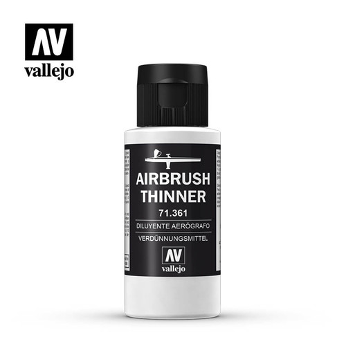 Acrylicos Vallejo: Airbrush Thinner 60ml