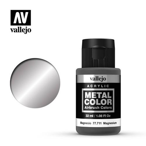 Acrylicos Vallejo Metal Color - Magnesium 32ml