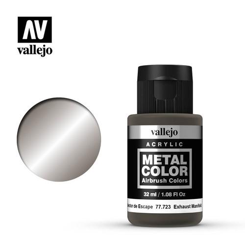 Acrylicos Vallejo Metal Color - Exhaust Manifold 32ml