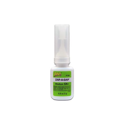Zap A Gap CA+ Super Glue (0.25 oz/ 7g)