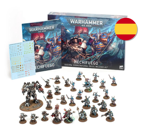 WARHAMMER 40000: HEXFIRE (SPANISH)