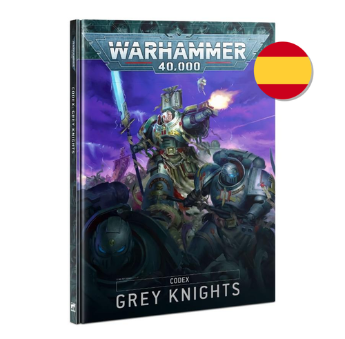 CODEX: GREY KNIGHTS (HB) (SPANISH)