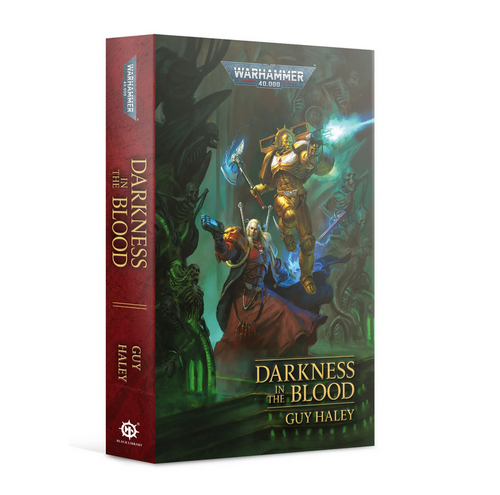 DARKNESS IN THE BLOOD (PB)
