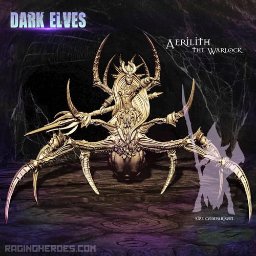 Aerilith, The Warlock (DE - F)