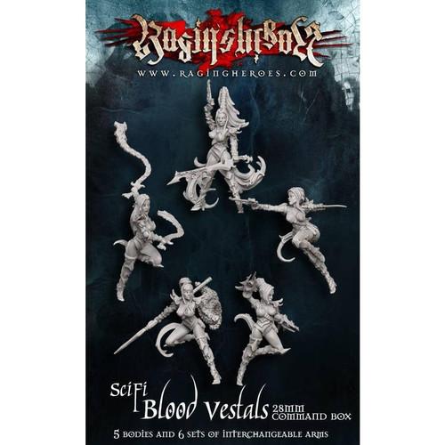 Blood Vestals SF - Command