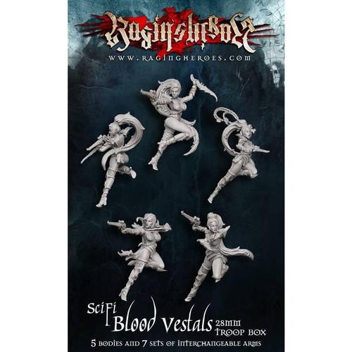 Blood Vestals SF - Troop