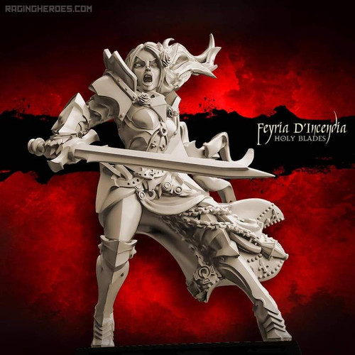 Feyria D'Incendia, HB TR (SotO – F)
