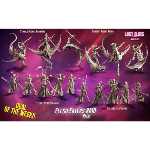 Flesh Eaters RAID Pack (LE - F)
