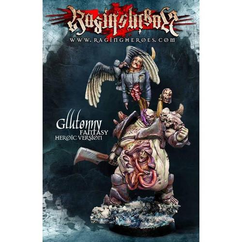 Gluttony  Fantasy, Heroic size