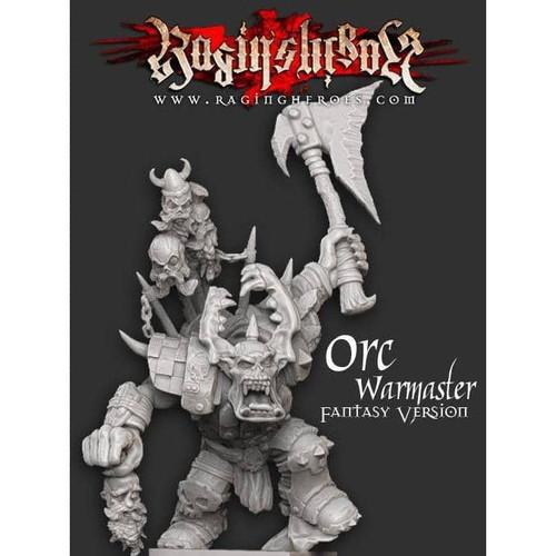 Gormakk, ORC Warmaster - Fantasy