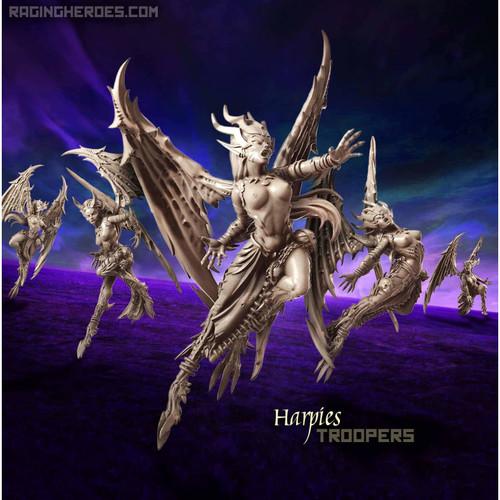 Harpies - TROOPS (DE - F)