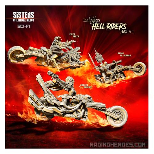 Hell Riders Daughters Box ERW #1 (SoEM - SF)