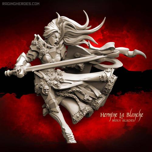 Hermine La Blanche, HB TR (SotO – F)