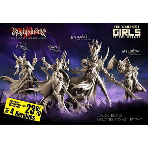 Heroines Box Dark Elves 2 (Fantasy)