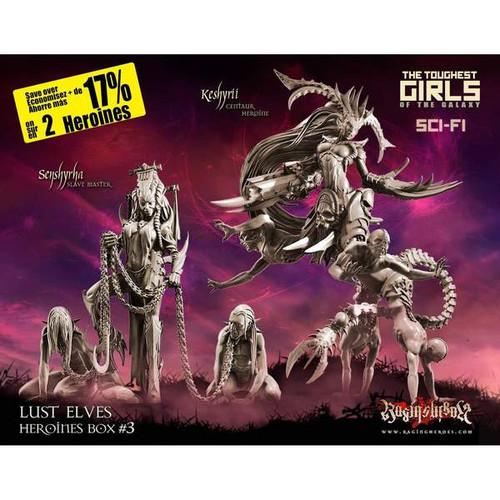 Heroines Box Lust Elves 3 (SF)