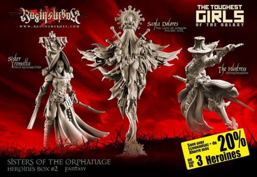 Heroines Box Sisters 2 (Fantasy)