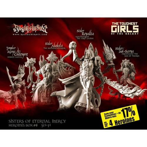 Heroines Box Sisters 4 (SF)
