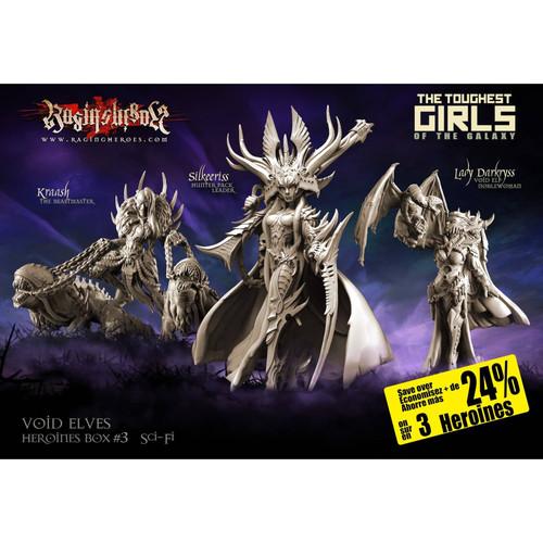 Heroines Box Void Elves 3 (SF)