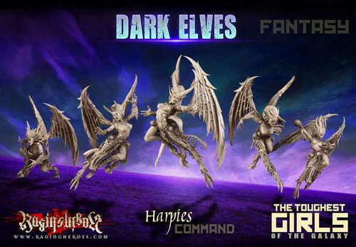 Herpies - Command Group (DE - F)