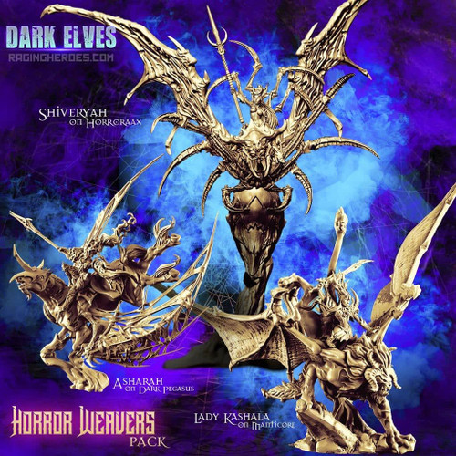 Horror Weavers Pack (DE - F)
