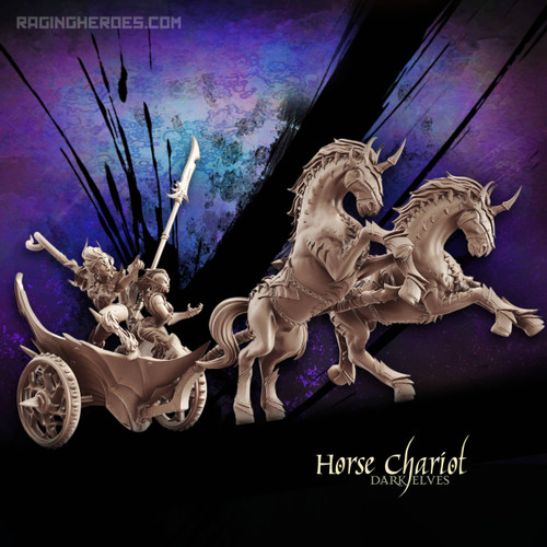 Horse Chariot (DE - F)