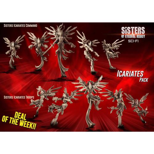 Icariates Pack (SoEM - SF)