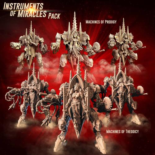 Instruments of Miracles Pack (SoEM - SF)