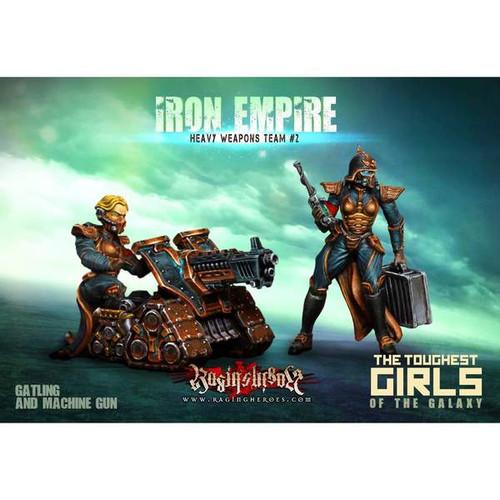 Iron Empire Heavy Weapons Team #02 (IE)