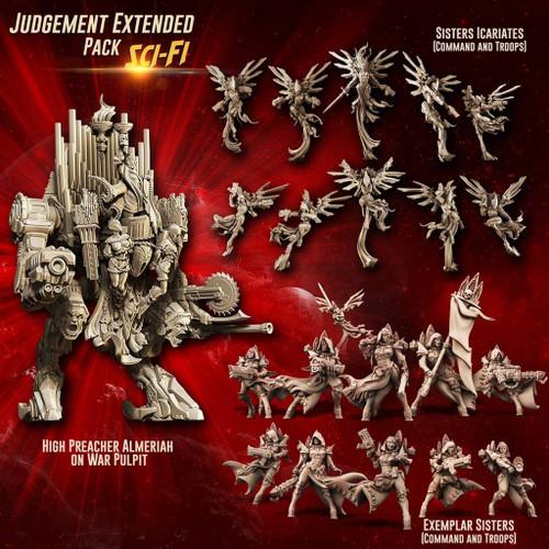 Judgement EXTENDED Pack feat. Almeriah (SoEM - SF)